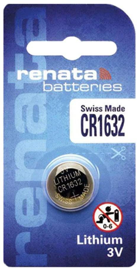 Renata CR1632 Lithium Battery by Renata