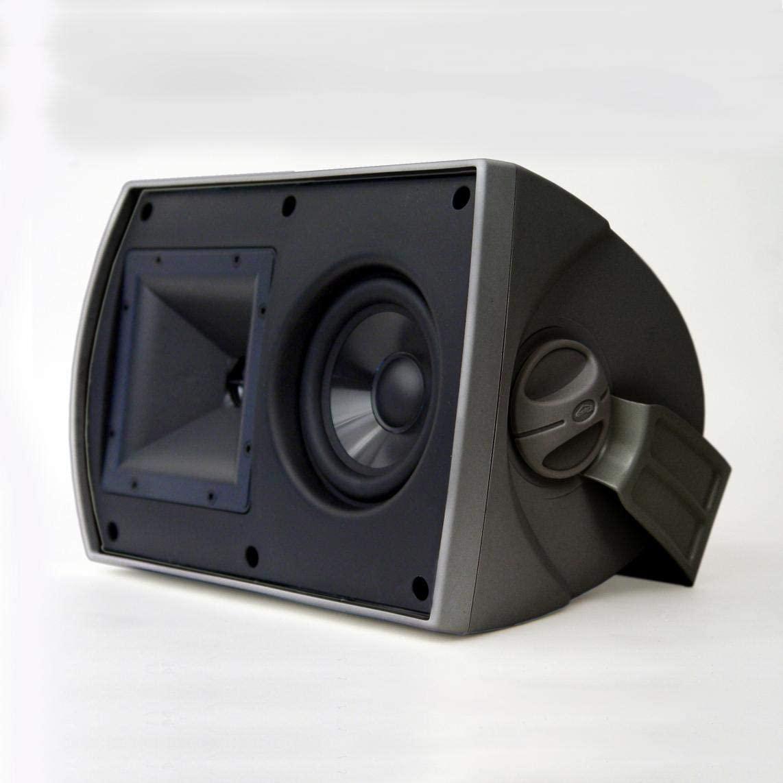 Klipsch AW-525 Indoor/Outdoor Speaker - Black (Pair)