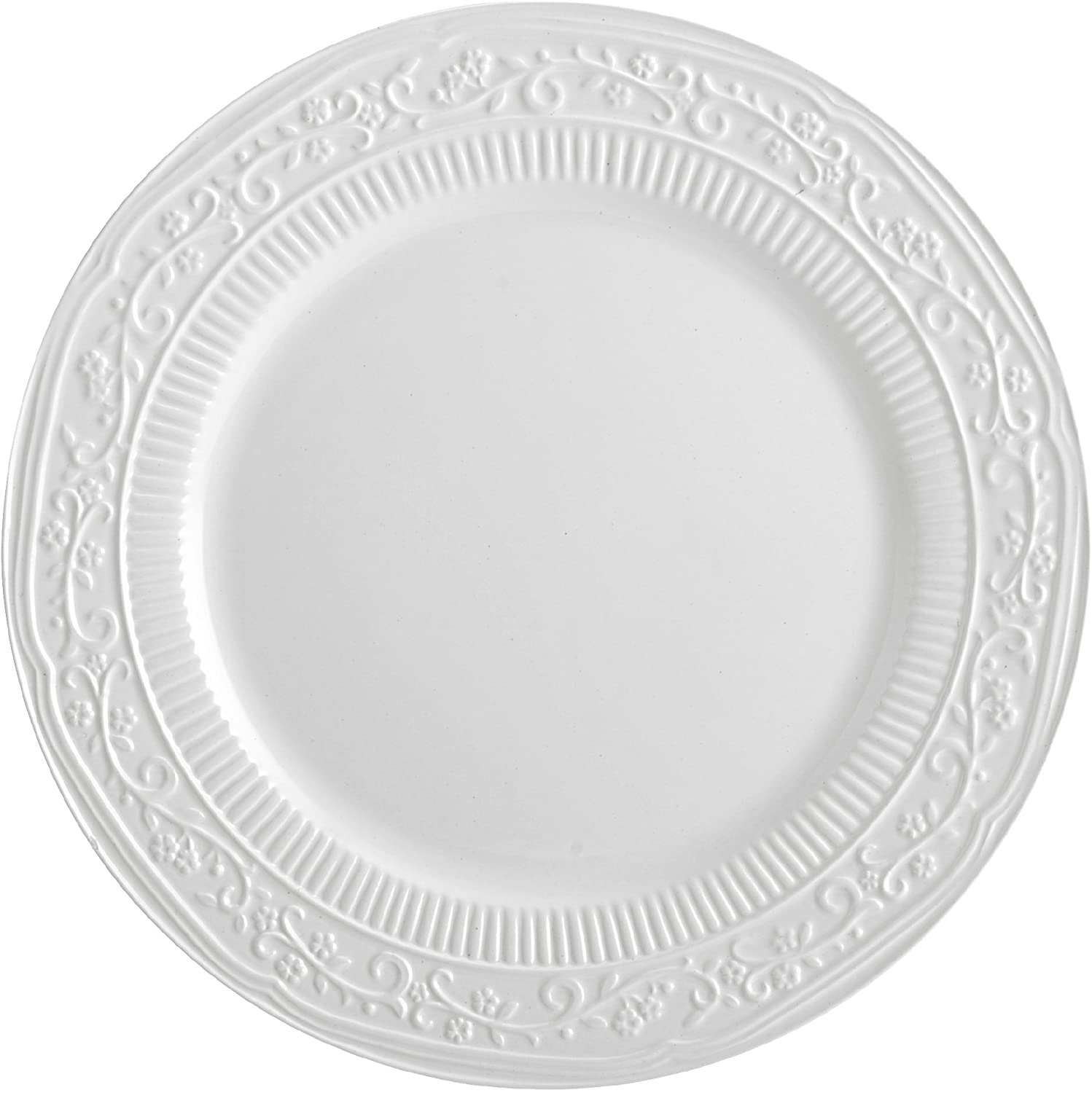 Mikasa American Countryside Round Serving Platter, 12-Inch
