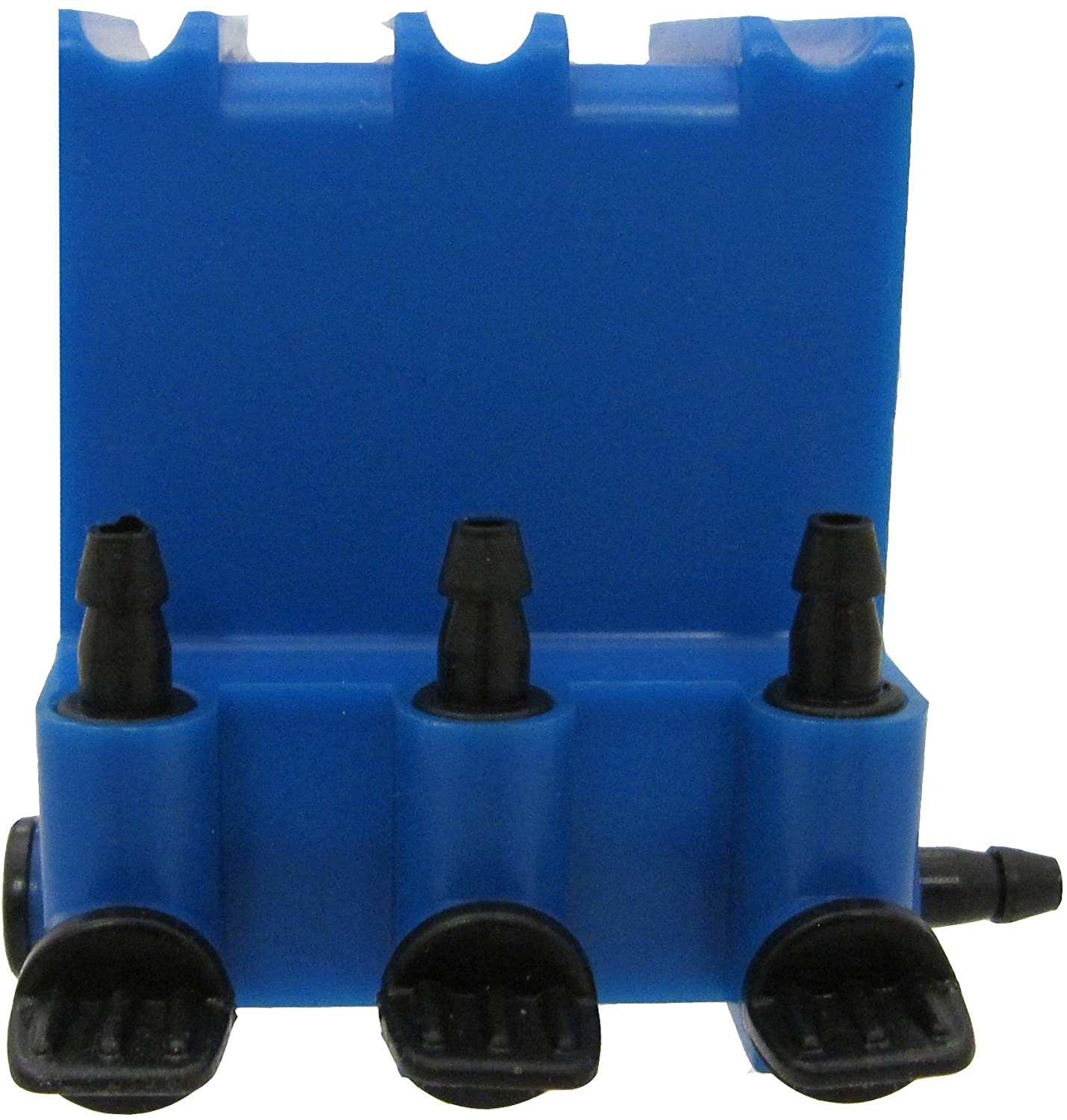 2 Pack 3 Way Gang Valve Professional Edition for Aquariums, Terrariums, and Hydroponics