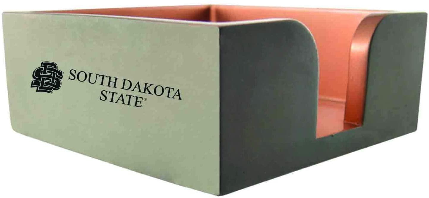 South Dakota State University-Concrete Note Pad Holder-Grey