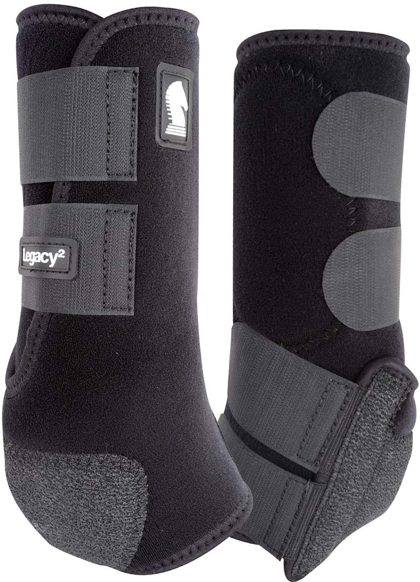 Classic Rope Company Legacy2 Hind Protective Boots 2 Pack