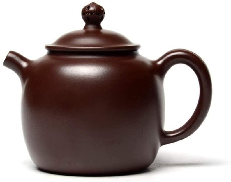 XinQuan Wang Crafts handmade teapot teapot kung fu tea Health Tea Set Mini (Size : Purple mud)
