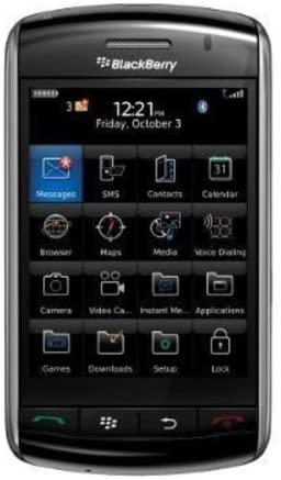 BlackBerry Storm 9500 Unlocked Phone with 3.15 MP Camera (Black)