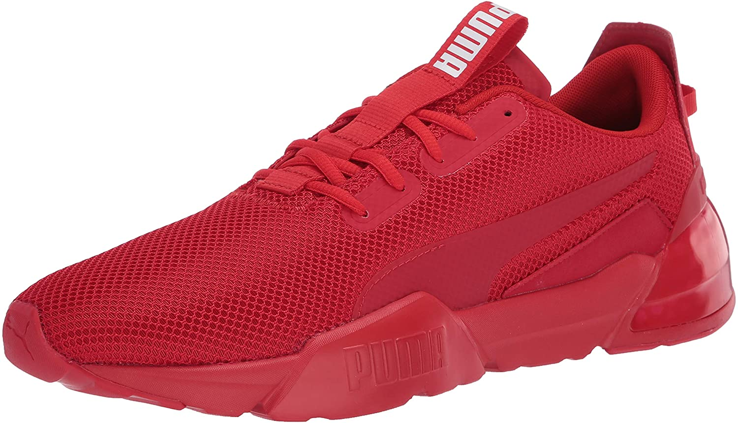 PUMA Men's Cell Phase Sneaker, High Risk red-high Risk Red, 8 M US