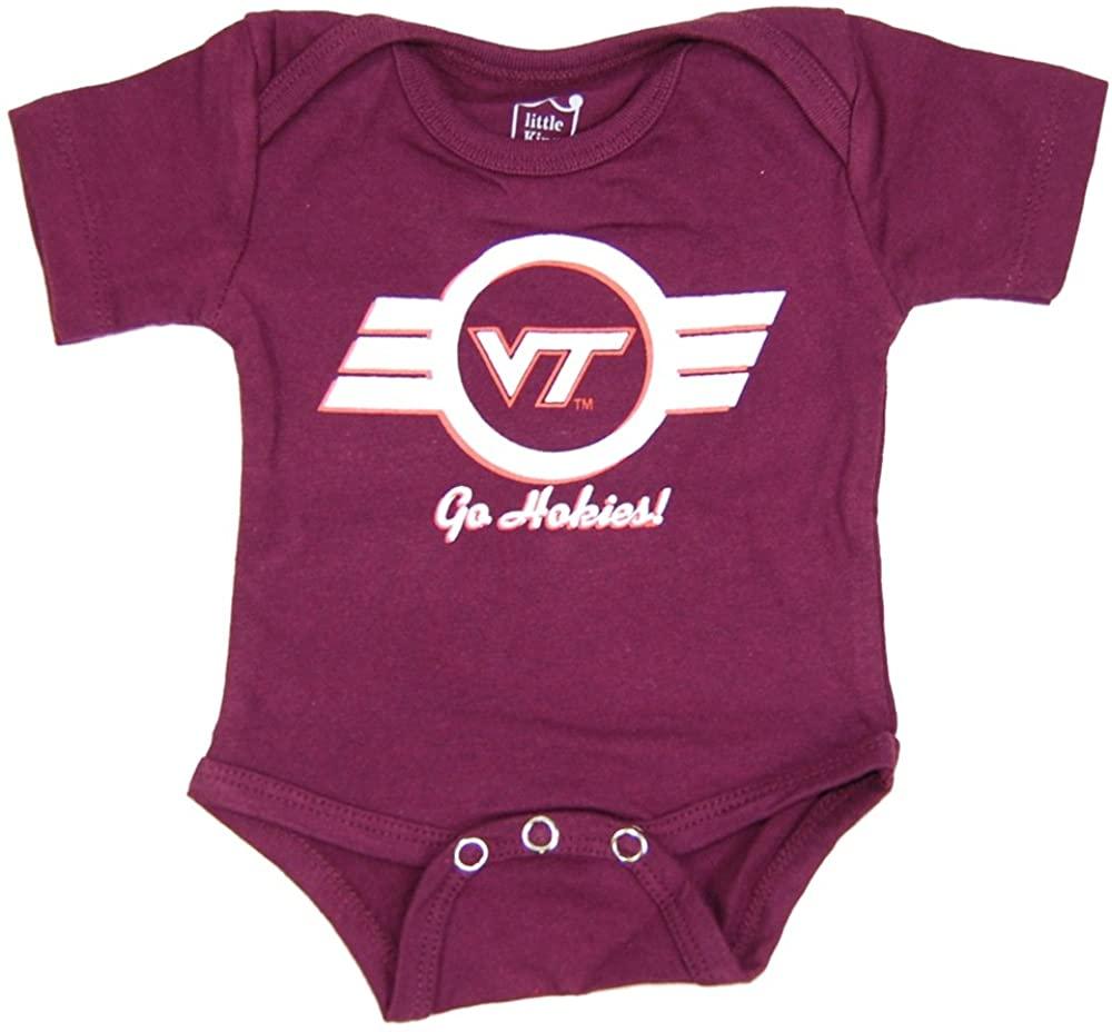 Little King NCAA Unisex-Child Virginia Tech Hokies
