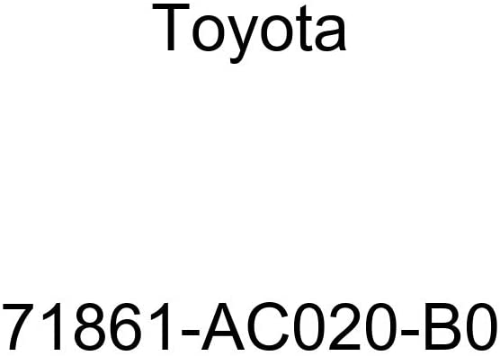 TOYOTA Genuine 71861-AC020-B0 Seat Cushion Shield