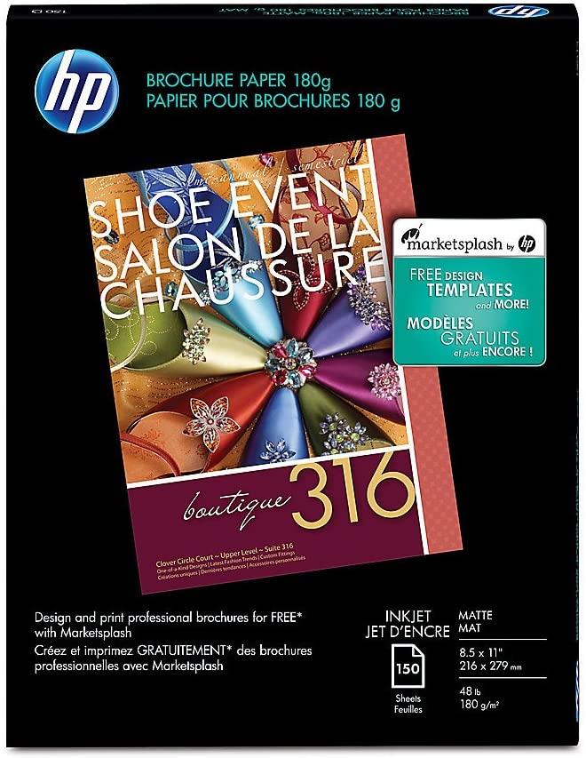 HEWCH016A - HP Inkjet Brochure Paper