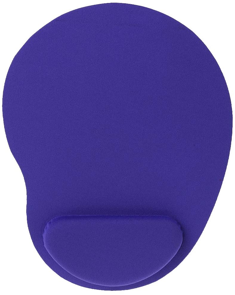 ForHe Ergonomic Mouse Pad with Wrist Rest Support, Comfortable Non-Slip Mouse Pad for Computer/Laptop, Home/Office Use, 8 Colors Optional