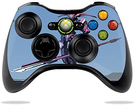 MightySkins Skin Compatible with Microsoft Xbox 360 Controller - Sabrina | Protective, Durable, and Unique Vinyl Decal wrap Cover | Easy to Apply, Remove, and Change Styles | Made in The USA