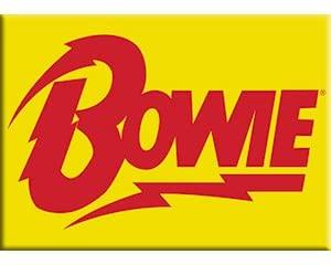 Bowie David Bolt, Officially Licensed Original Artwork, Premium Quality MAGNET - 2.5