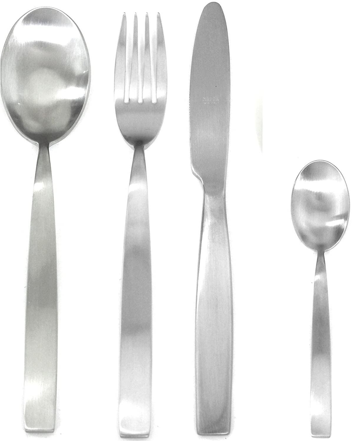 Mepra flatware-sets, Silver
