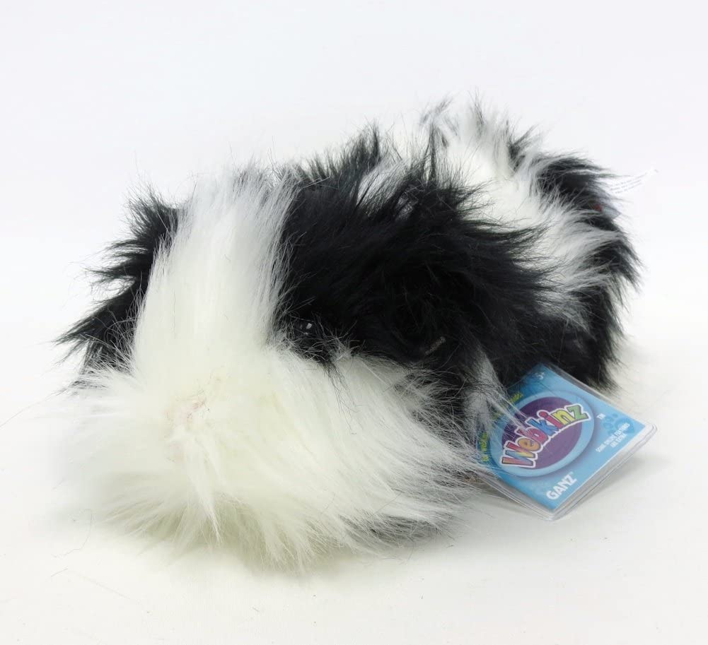 Webkinz Cookies & Cream Guinea Pig with Trading Cards