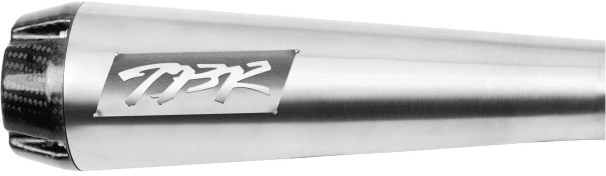 Two Brothers Comp-S Slip-On Exhaust (Stainless) for 17-19 Honda CMX500