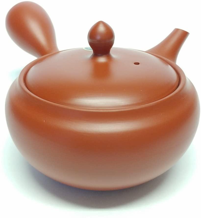 Japanese Teapot Kyusu/tokoname Kiln/Hand-made by potter name Morimasa 6