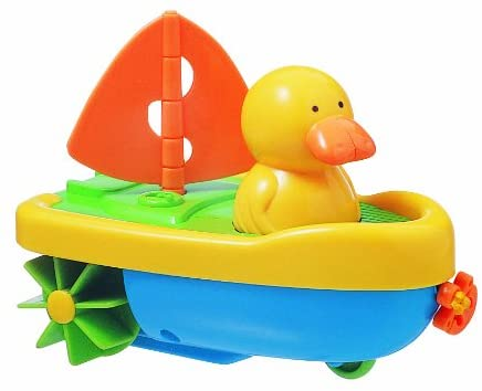 Tigex Captain Duck 601115 Bath Toy Wind-Up