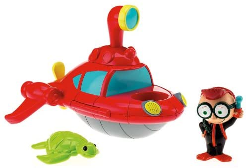 Fisher-Price Rocket's Tub Adventure
