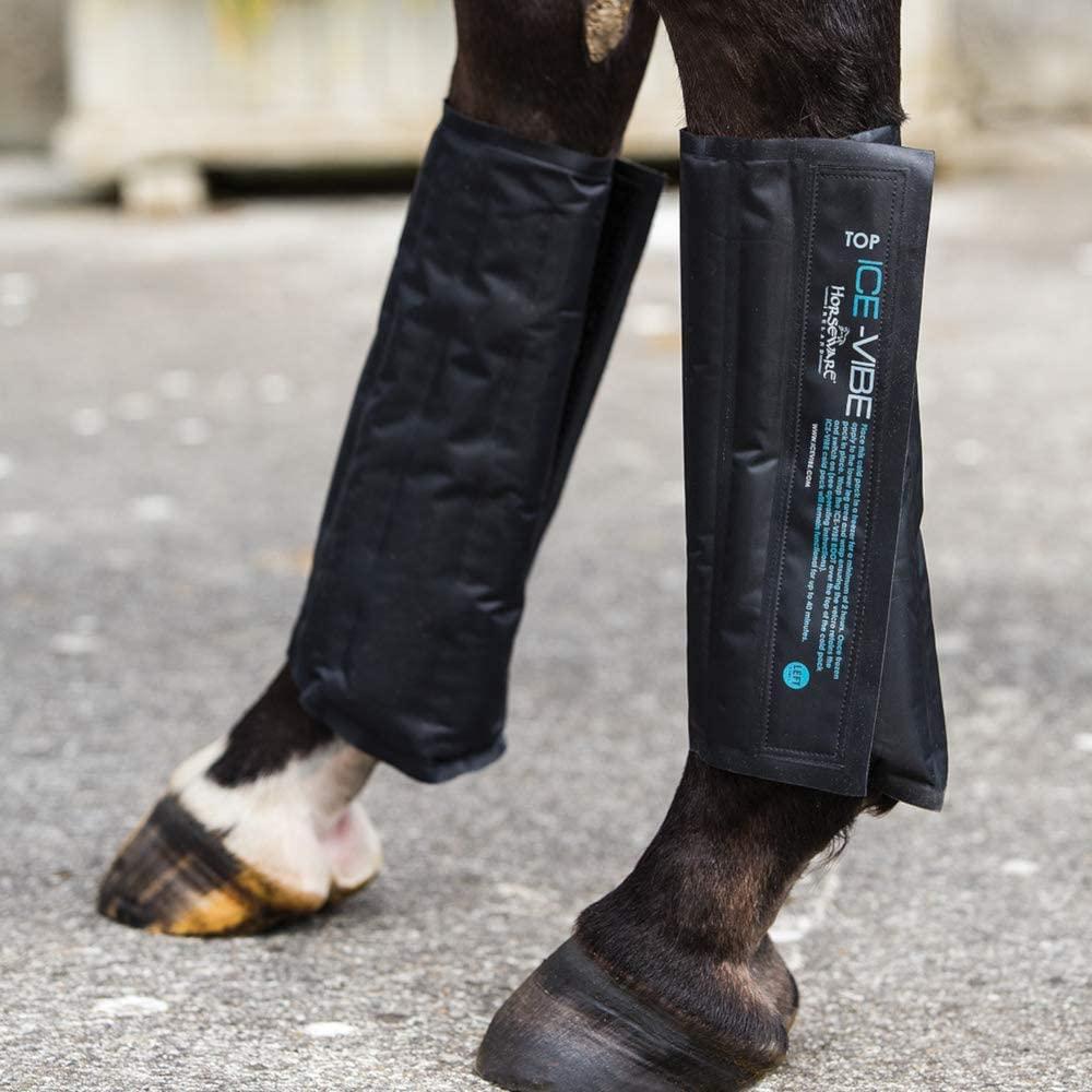 Horseware Cold Packs - (Beadversion) 6pk - Black /Extra Full