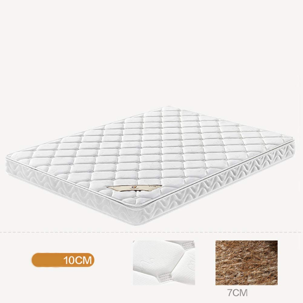 ALIPC Breathable Coir Mattress,Thicken Moistureproof Floor Mattress Child Elderly Firm Feel Mattress Pad Three-Dimensional Bed Mattress- 180x190cm(71x75inch)