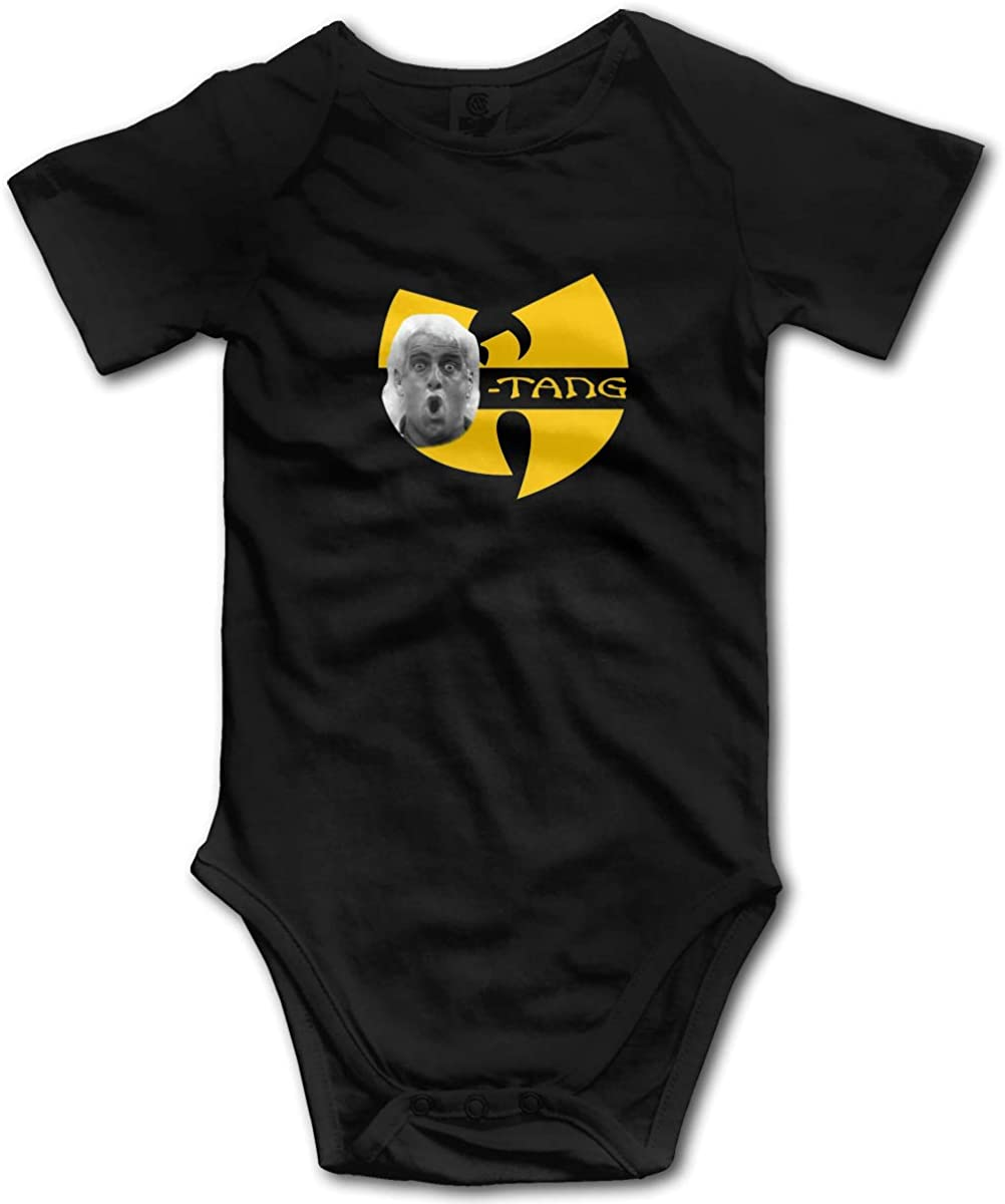 RIC Flair Baby Bodysuit Blink Climbing Clothes Black