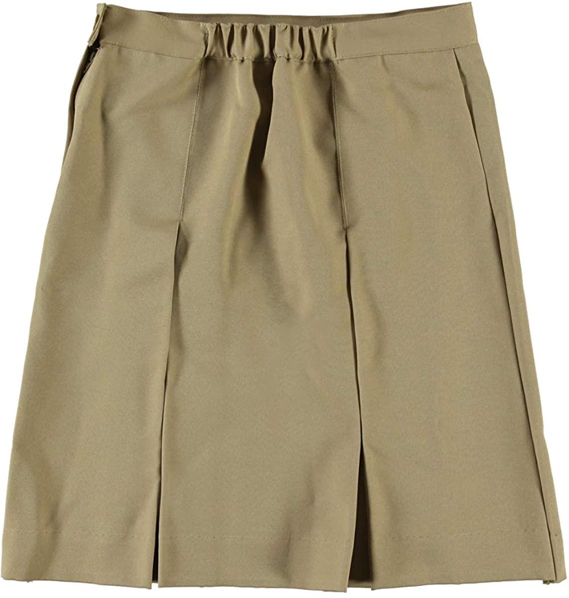 Cookie's Big Girls Pleated Skirt - Khaki, 14