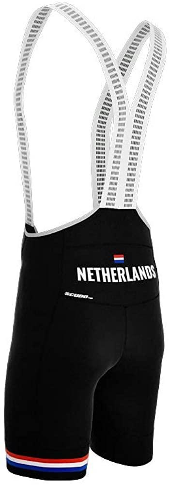 Netherlands Code Cycling Pro Bib Shorts Bike for Women