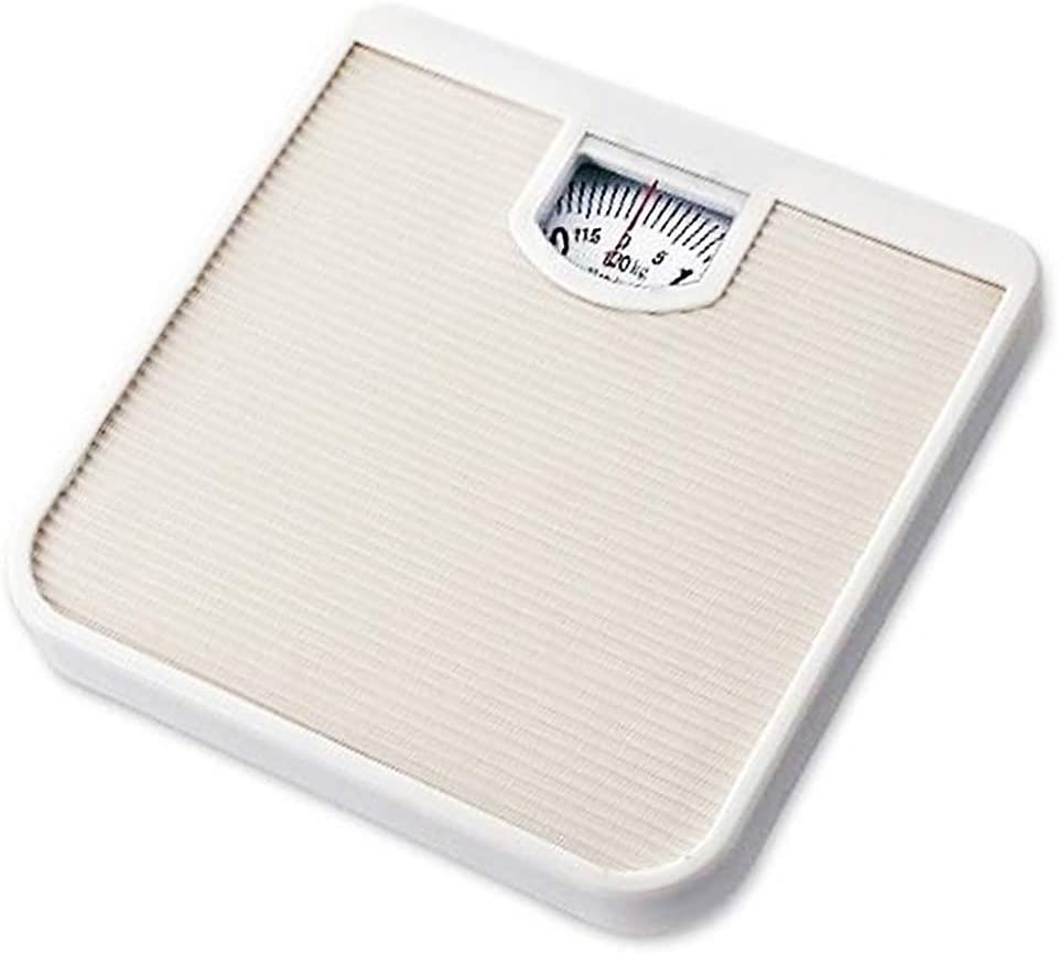 GWW Bathroom Scale, Precision Mechanical Rotating Dial Scale, Precision Weight Scale, Spring Body Health Scale, No Batteries