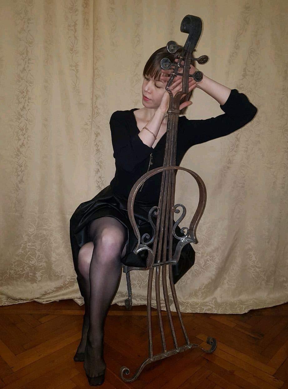 Music chair, chair,music decor, music gifts