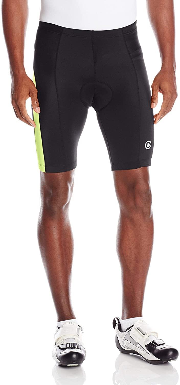 CANARI Men's Blade Gel Biking/Cycling Shorts