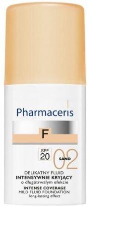 Pharmaceris F Mild Fluid Foundation Spf20 Sand Skin Capital