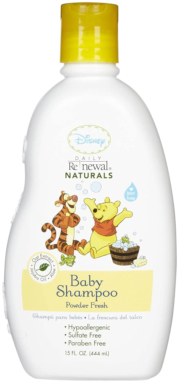 New Windsor Disney Baby Daily Renewal Baby Shampoo - Powder Fresh - 15 oz