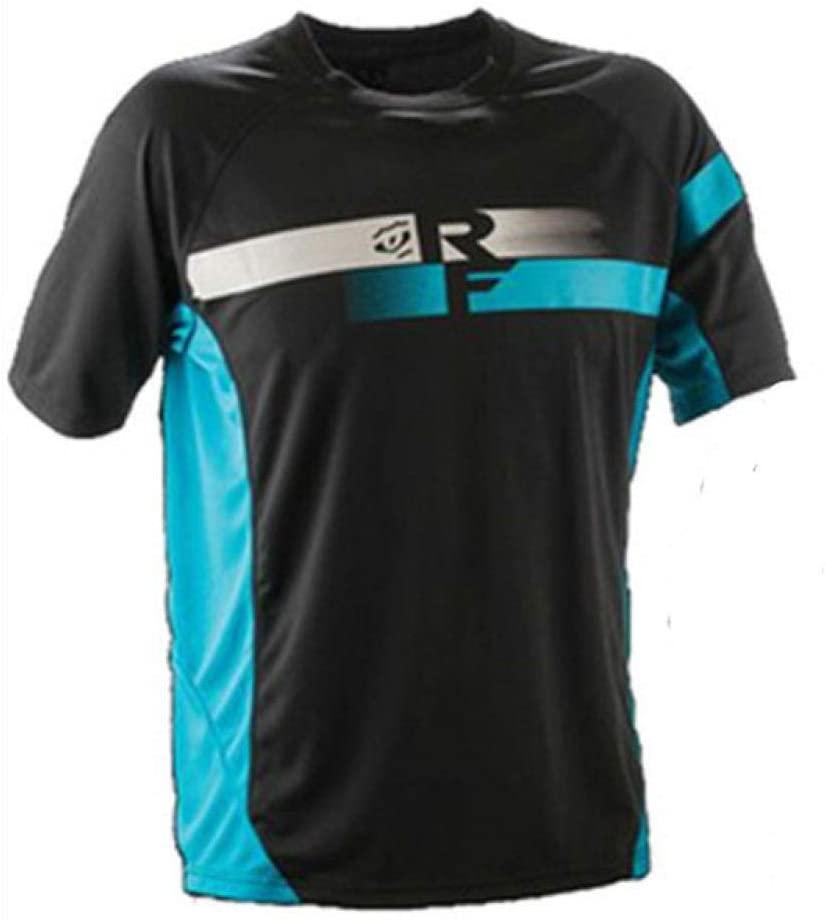 Bayue MTB Jersey Motocross Moto Jersey Mountain Bike Motocross MX Jersey DH Short MTB T Shirt Moto Clothing Zhaozb (Color : 8, Size : 4XL)