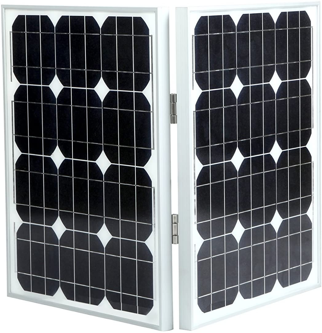 Kohler 33 755 03-S 60W Folding Solar Panel with Cable for Encube 1.8