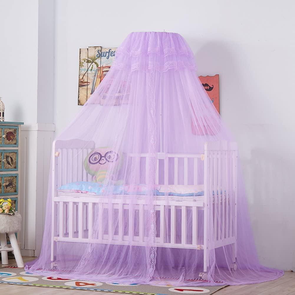WENZHANG Mosquito net for bed Universal newborn children's door mosquito nets Mosquito repelling net for beds-C 150x200cm(59x79inch)