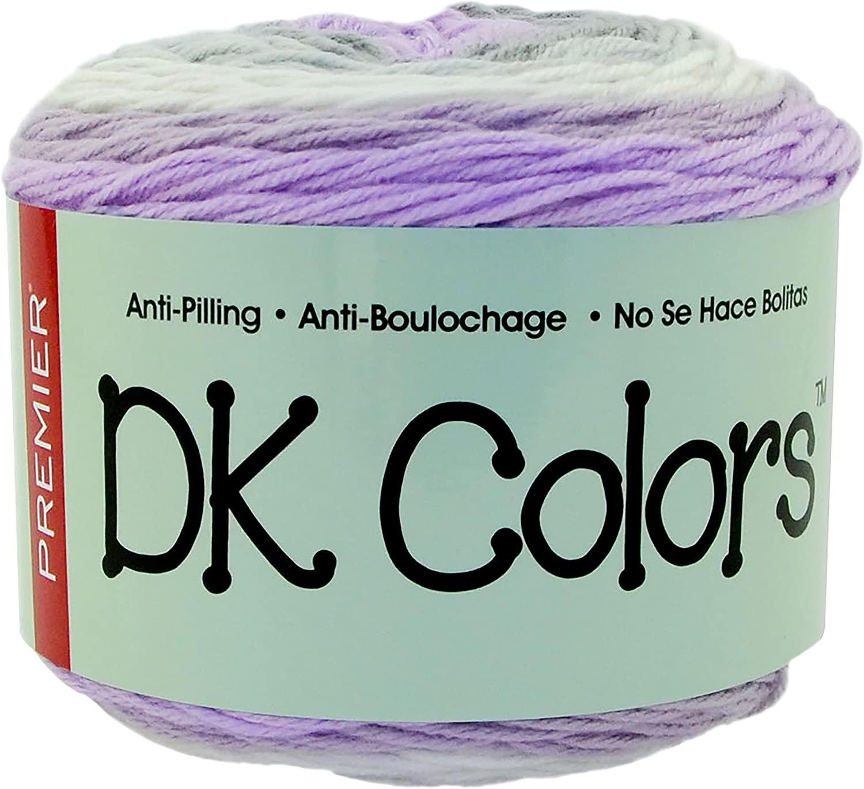 Premier Yarns Premier Dk Colors Yarn Teacup, Multicolor