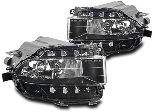 ZMAUTOPARTS For 2006-2011 Lexus GS300/GS350/2006-2011 GS430/GS450h/GS460 Bumper Driving Fog Lights Chrome