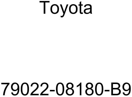 TOYOTA Genuine 79022-08180-B9 Seat Cushion Cover Sub Assembly