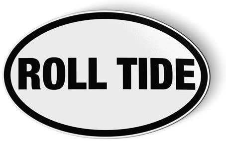 Roll Tide - Flexible Magnet - Car Fridge Locker - 5.5