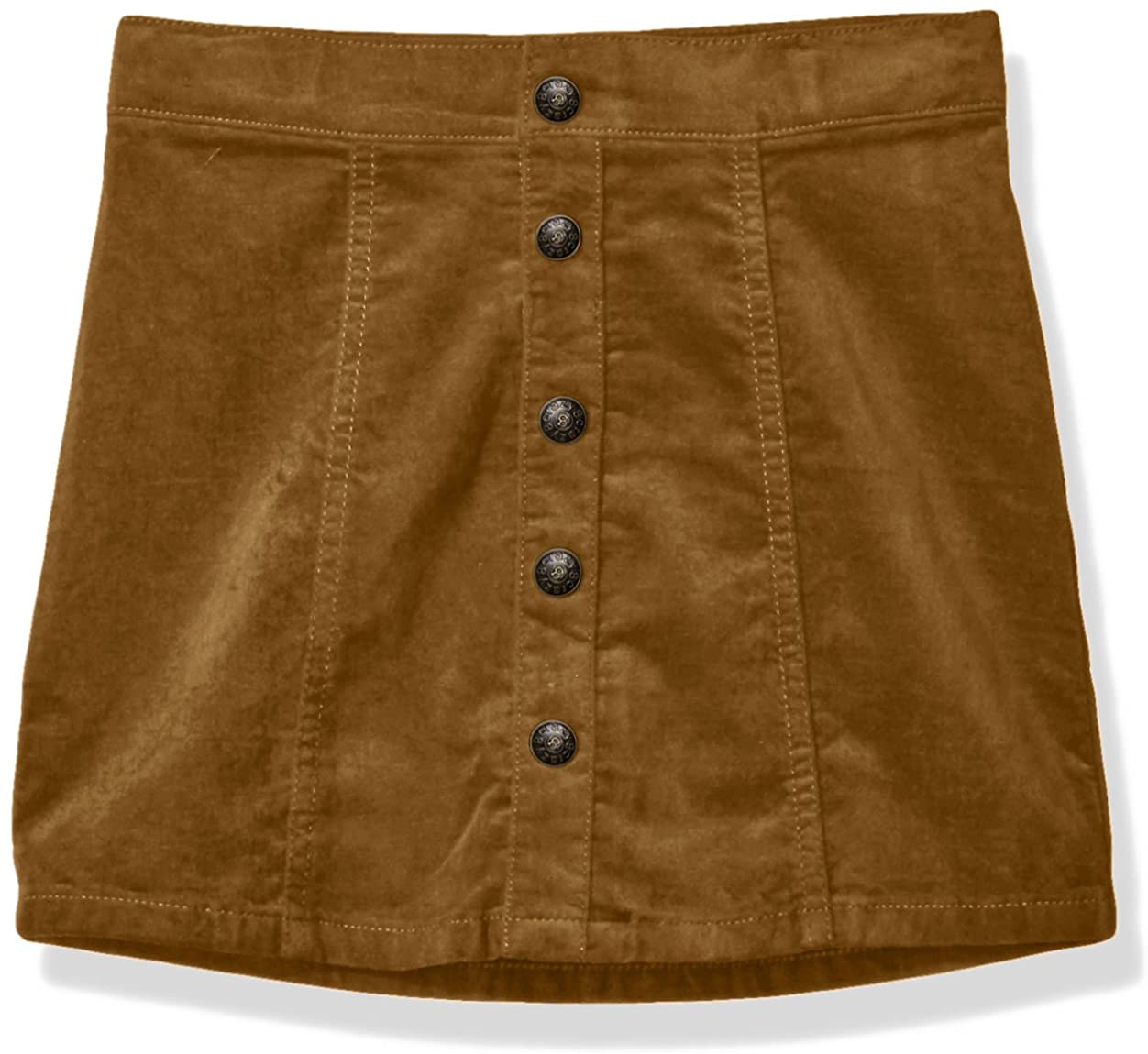 Crazy 8 Girls' Little Faux Suede Skirt