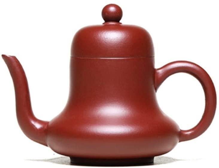 SHENLIJUAN Siting ore teapot famous handmade teapot tea Dahongpao (Color : Red)
