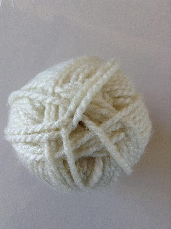Loops & Threads Charisma Yarn 1 Ball Off White 3.5 ounces