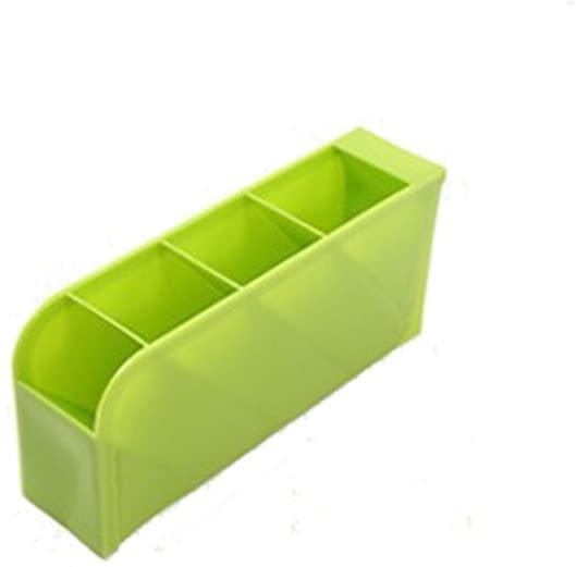 LKXHarleya Multifunctional Plastic Necklace Jewlery Portable Cosmetic Organizer Storage Box