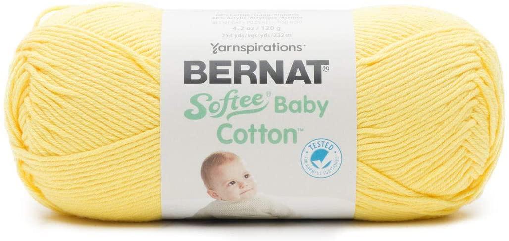Bernat Softee Baby Cotton Duckling