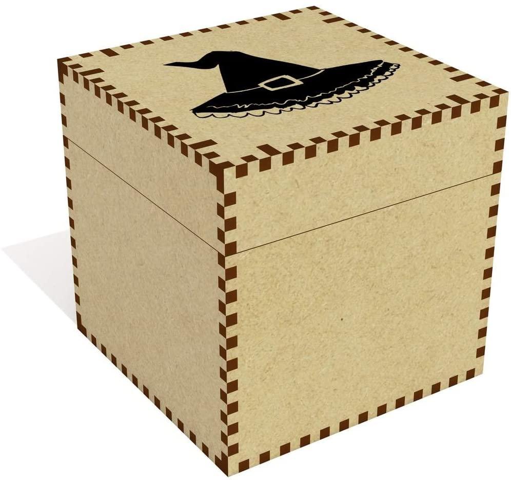 Azeeda Large 'Witch's Hat' Jewellery / Trinket Box (JB00016365)