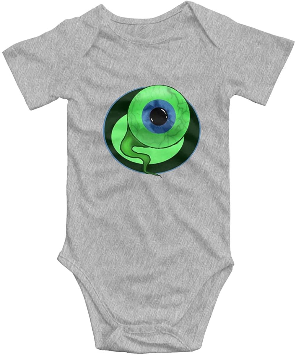 Like A Boss (Jacksepticeye) Baby Crawling Jumpsuit Gray