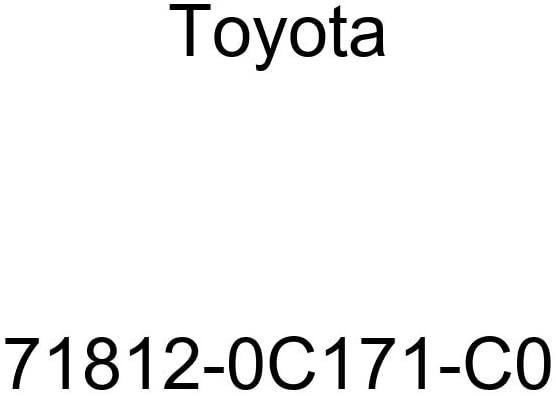TOYOTA Genuine 71812-0C171-C0 Seat Cushion Shield