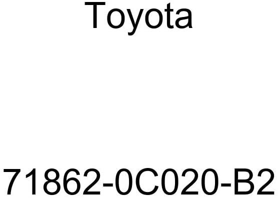 TOYOTA Genuine 71862-0C020-B2 Seat Cushion Shield