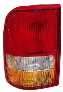 Depo 331-1922L-UC Driver Side Tail Light Assembly