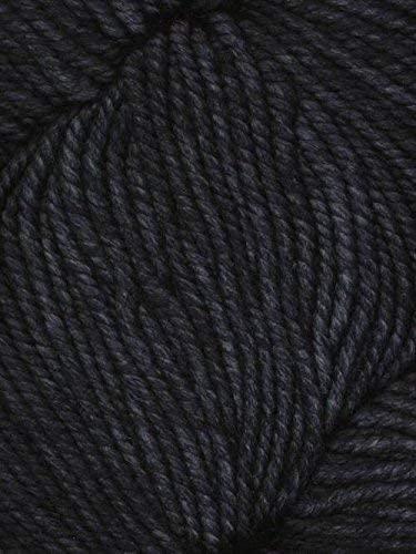 Ella Rae Yarn - Lace Merino Aran Hand Painted - Deep Caviar 01