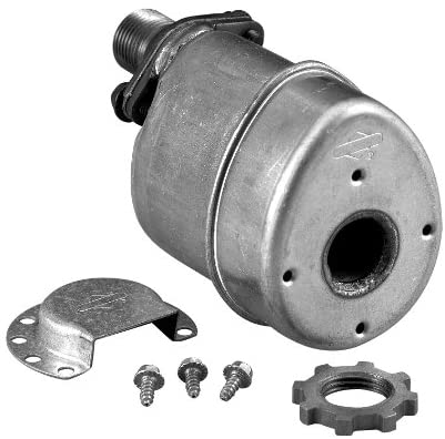 Briggs & Stratton 493288 Lo-Tone Muffler For 2-4 HP (11 CID) Horizontal Engines with a 1/2-Inch NPT